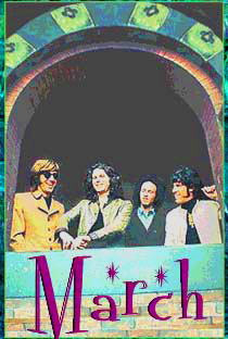 Jim Morrison | Waiting For the Sun explores the Doors in cultural, popular and academic history for the month of March